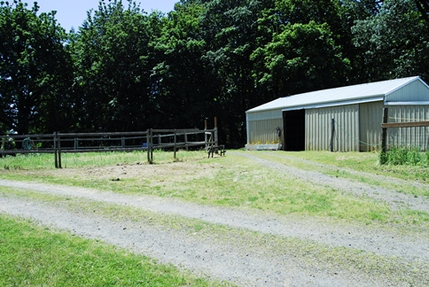Horse Barn for sale on Scio Oregon Acreage