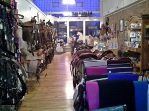 Many items on consignment at Equine Exchange