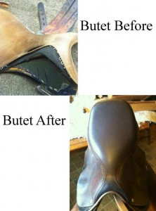 Butet Seat Replacement