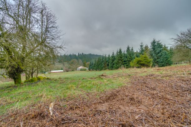 2 acre building site in Salem Oregon